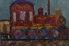 TRAIN ROUGE DSC 3119