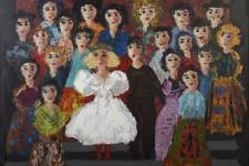 MARIEE EN BOTTES ROUGES  DSC 3039