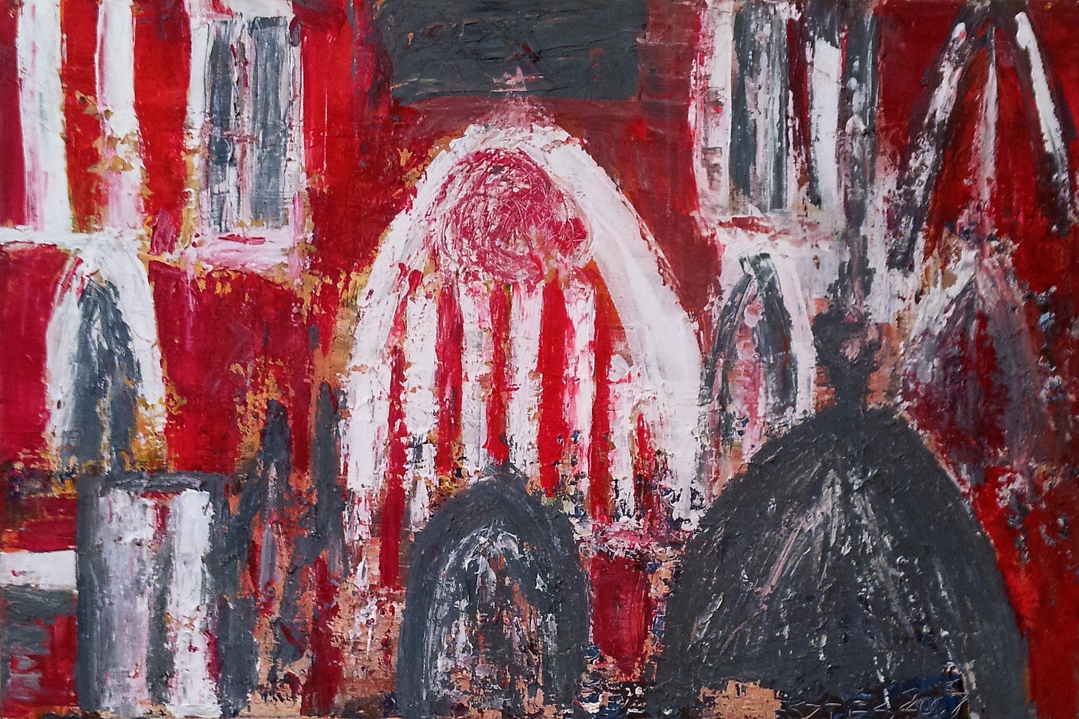 toile emotions - magdalena keresztes, artiste peintre à amiens