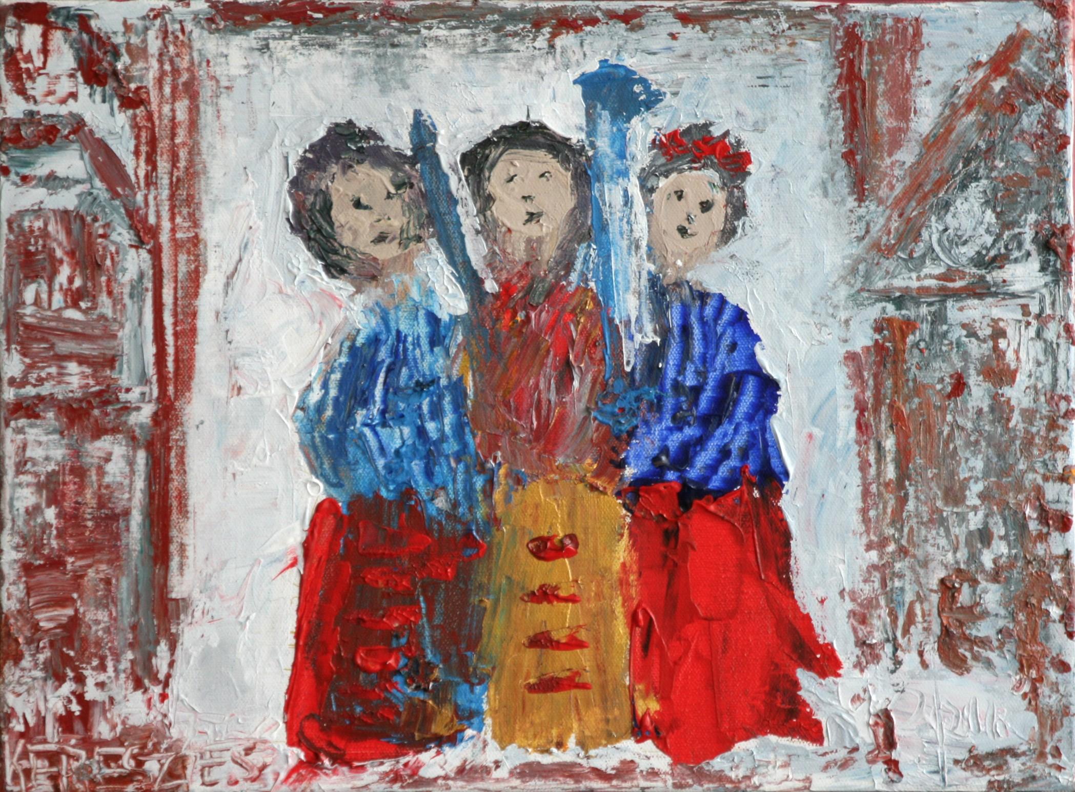 toile 4 - magdalena keresztes, artiste peintre à amiens