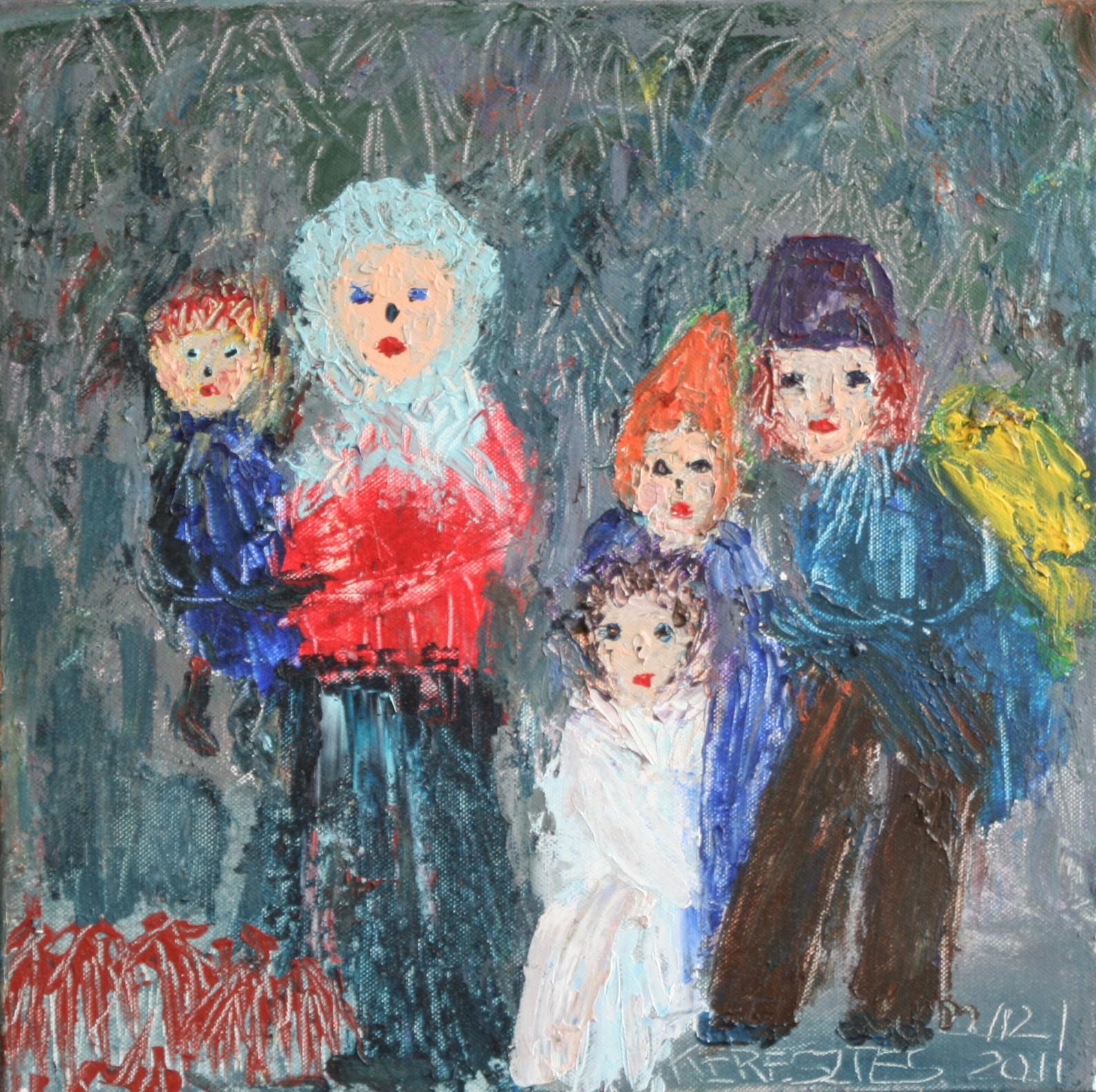toile 51 - magdalena keresztes, artiste peintre à amiens