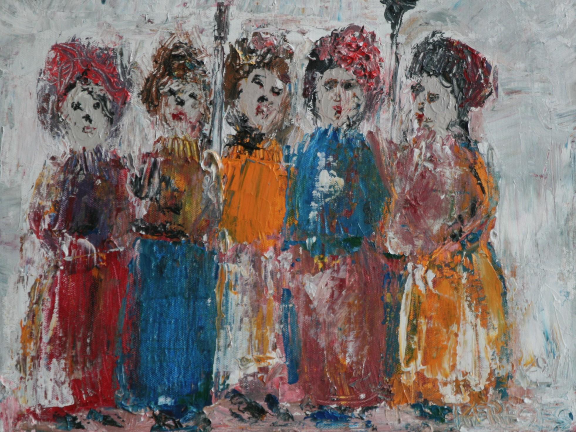 toile 52 - magdalena keresztes, artiste peintre à amiens