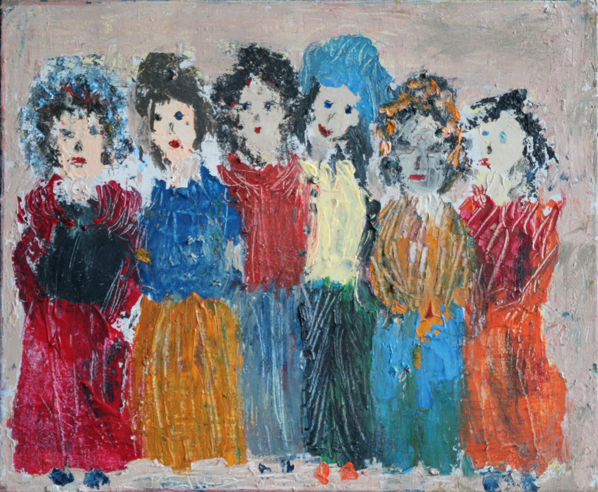 toile 3 - magdalena keresztes, artiste peintre à amiens