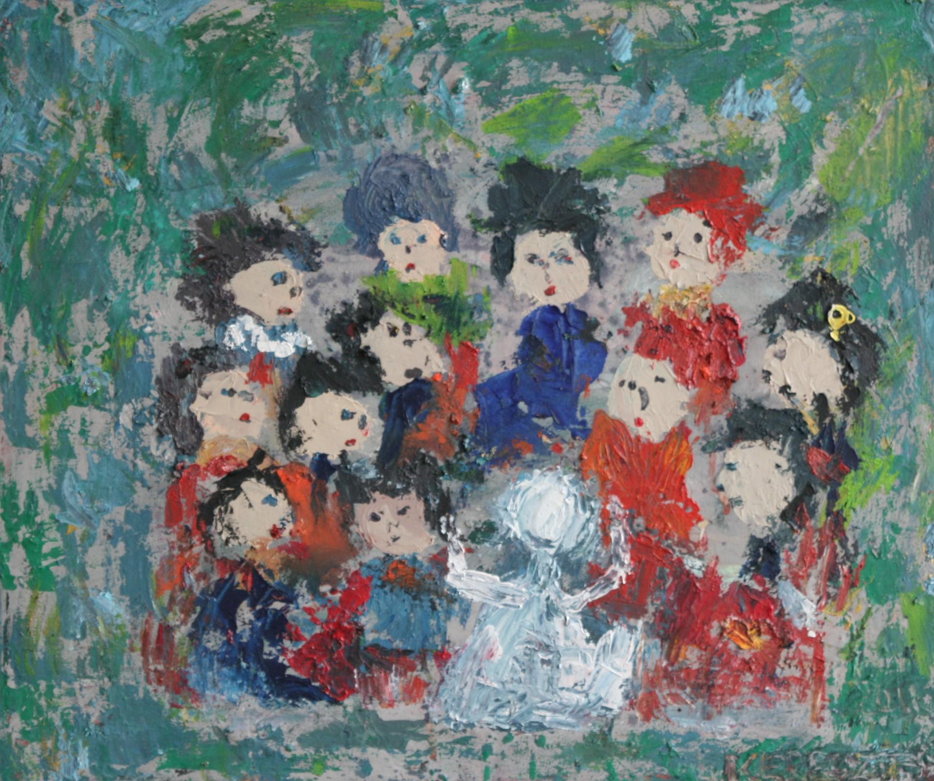 toile 82 - magdalena keresztes, artiste peintre à amiens