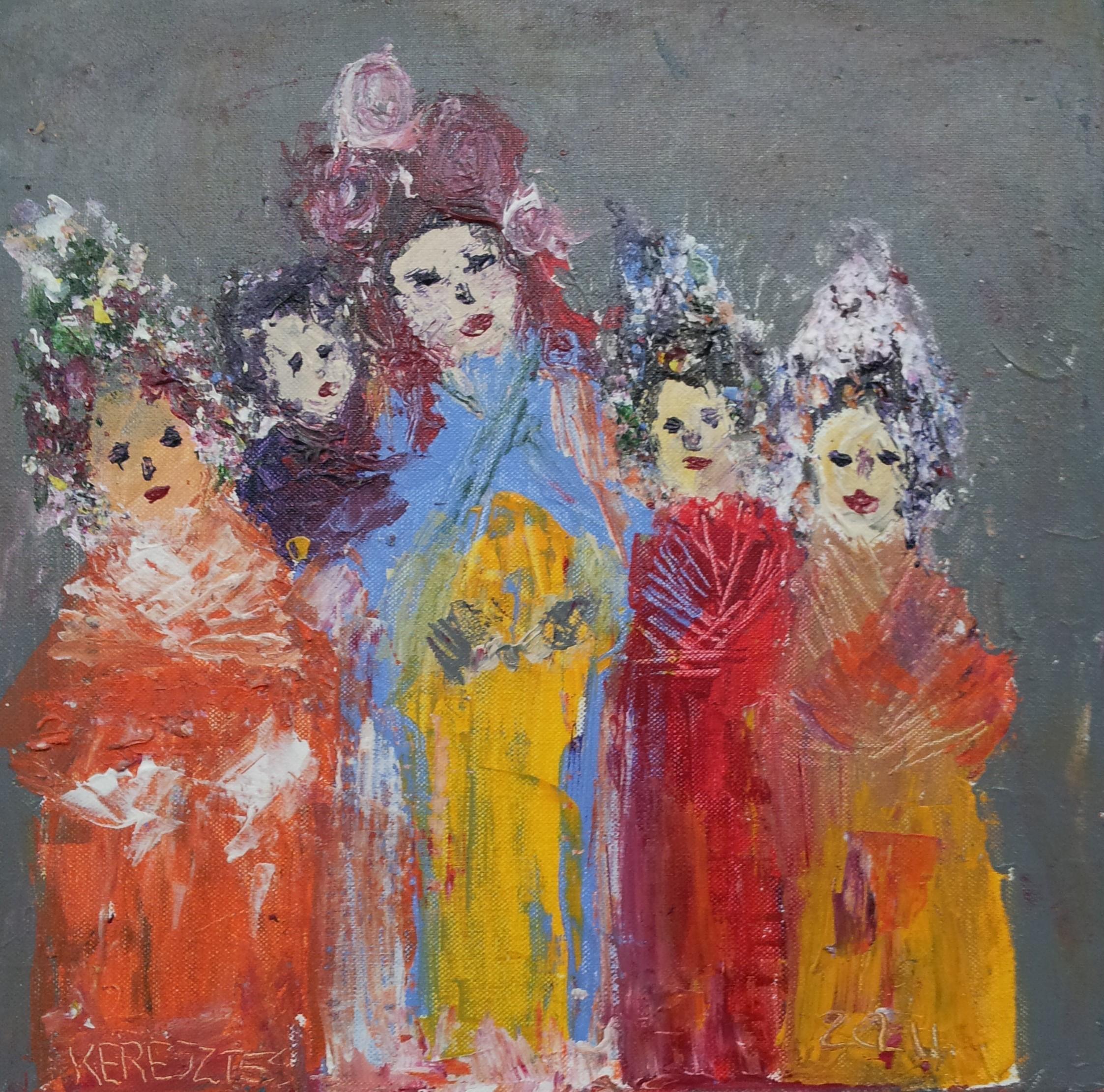 toile opera - magdalena keresztes, artiste peintre à amiens