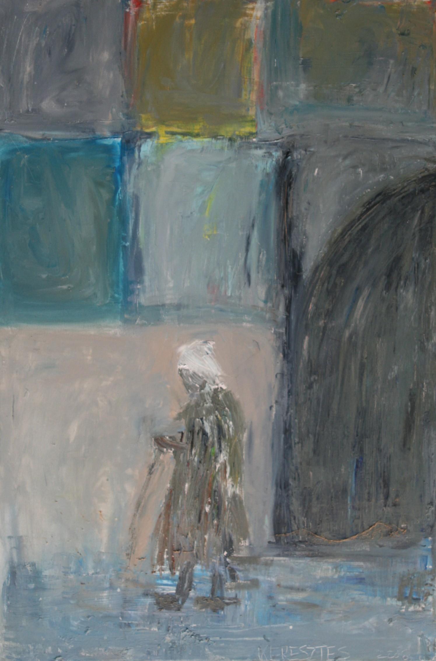 toile 50 - magdalena keresztes, artiste peintre à amiens