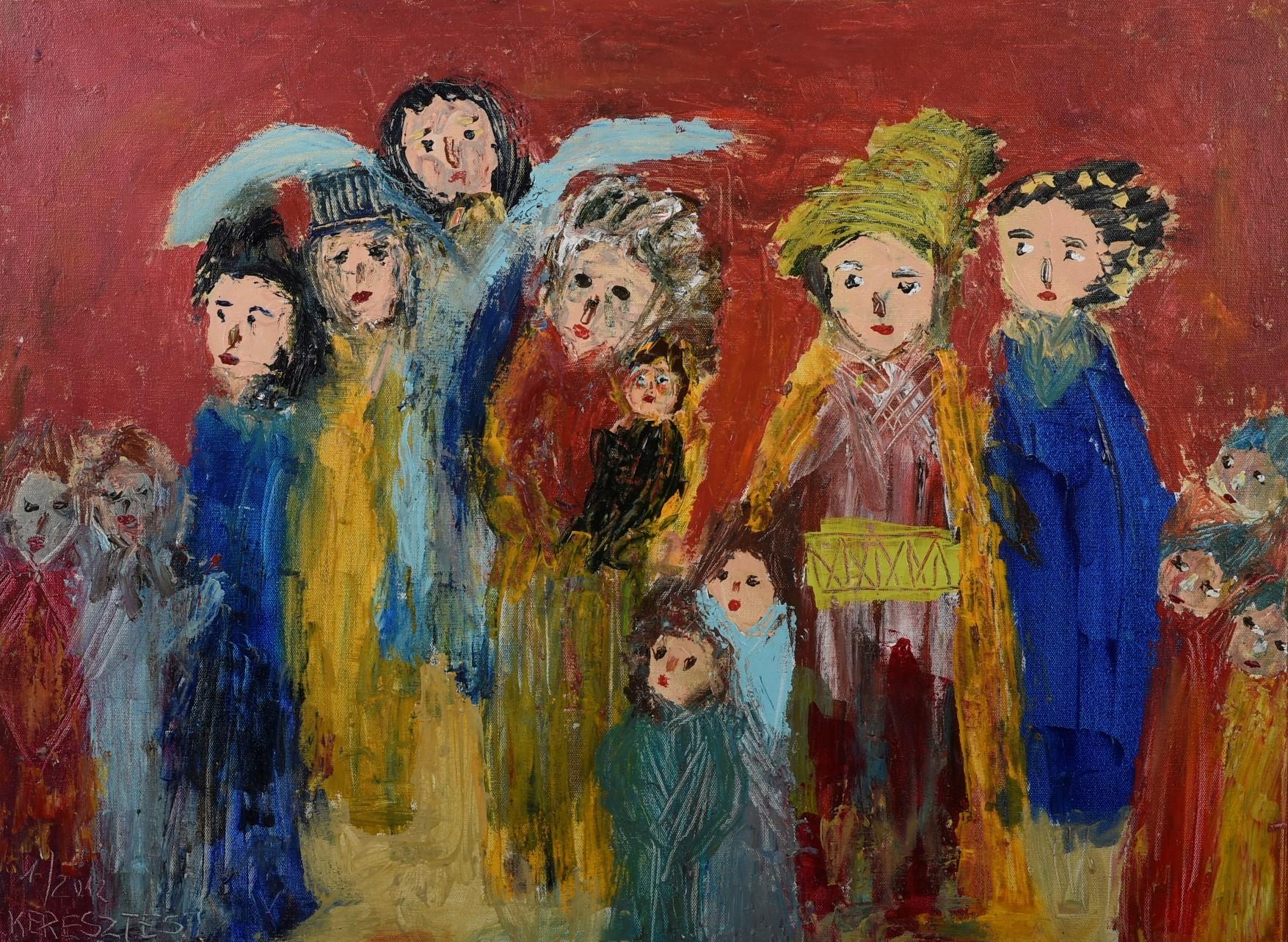 toile dsc 3085 - magdalena keresztes, artiste peintre à amiens