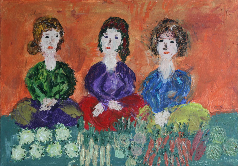toile 18 - magdalena keresztes, artiste peintre à amiens