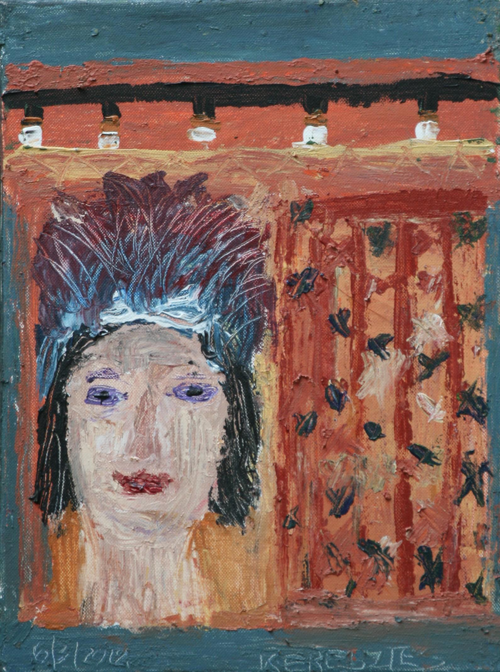 toile 20 - magdalena keresztes, artiste peintre à amiens